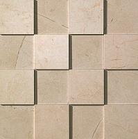 Beige Mosaico 3D Рельефная, для стен