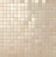 Beige Mosaico Lappato Полуполированная