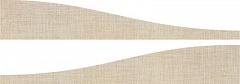 Бордюр Ivory Listone Wave Mix 2 / Комплект из 2 плиток