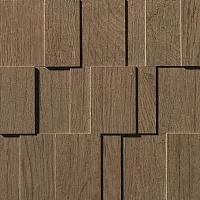 Cinnamon Mosaico Row 3D (Для стен)