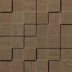 Cinnamon Mosaico Square 3D (Для стен)