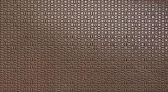 Декор Brown Texture Inserto