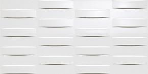 Grid White Glossy