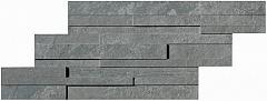 Silver Grey Brick 3D