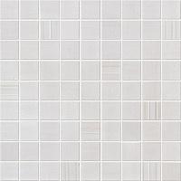 Silver Mosaic Square