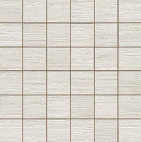 Travertino White Mosaico Matt