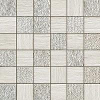 Travertino White Mosaico Mix