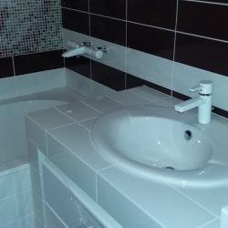 """ванна под ключ, студия дизайна и ремонта """"Апрель"""""""