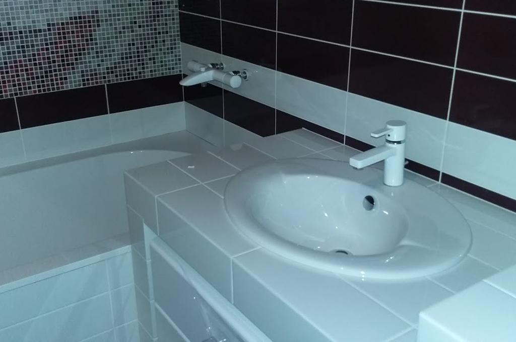 Отделка ванной комнаты: нюансы при выборе керамической плитки