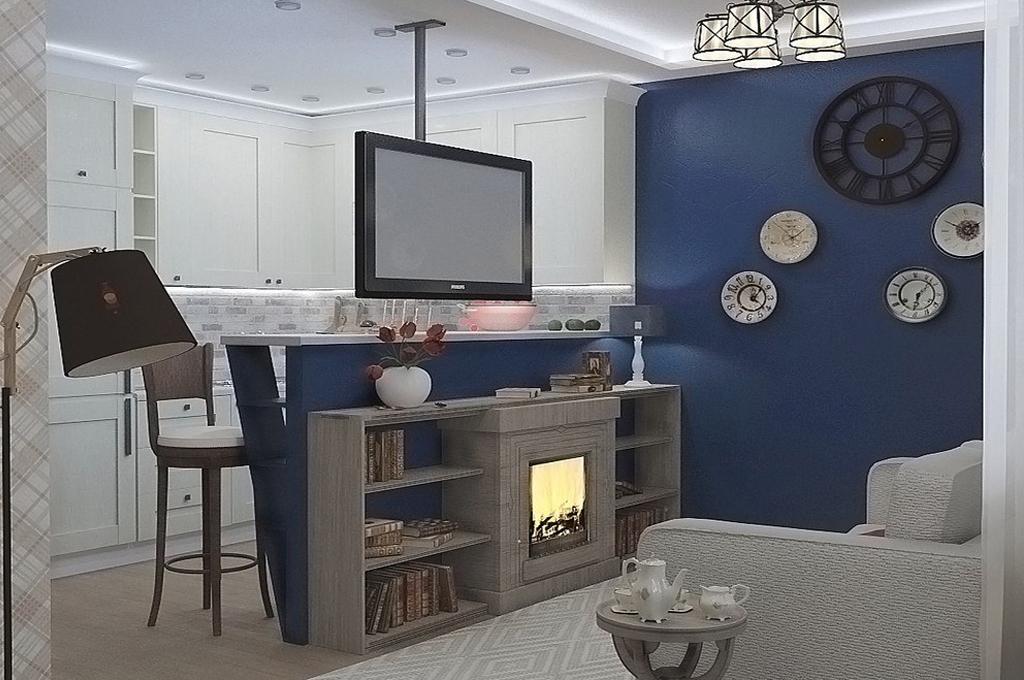 Дизайн и отделка квартир