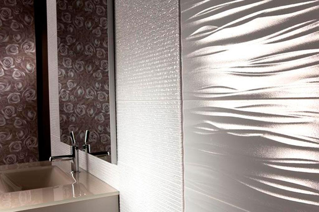 Керамическая плитка в ванной комнате: стильно, красиво, практично