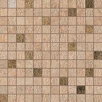 Bourgogne Sand Mosaico Gold