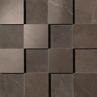 Bronze Mosaico 3D Рельефная, для стен