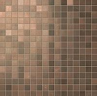 Bronze Mosaico Lappato Полуполированная