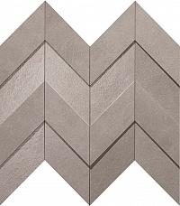 Декор Gray Chevron 3D