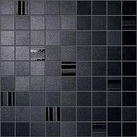 Ebony Mosaic Square