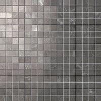Grey Mosaico Lappato Полуполированная