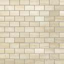 Ivory Chiffon Brick Mosaic / Айвори Шиффон Брик Мозаика