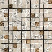 Jerusalem Ivory Mosaico Gold