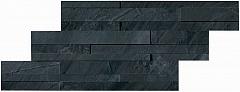 Ocean Black Brick 3D
