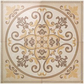 Панно Vesta Rosone composizione /Комплект из 4 плиток/