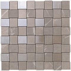 Silver Net Mosaic