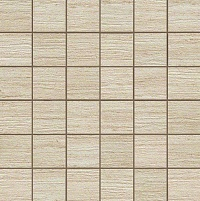 Travertino Almond Mosaico Matt