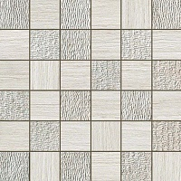 Travertino White Mosaico Mix