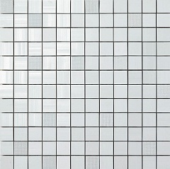 White Mosaic Dek